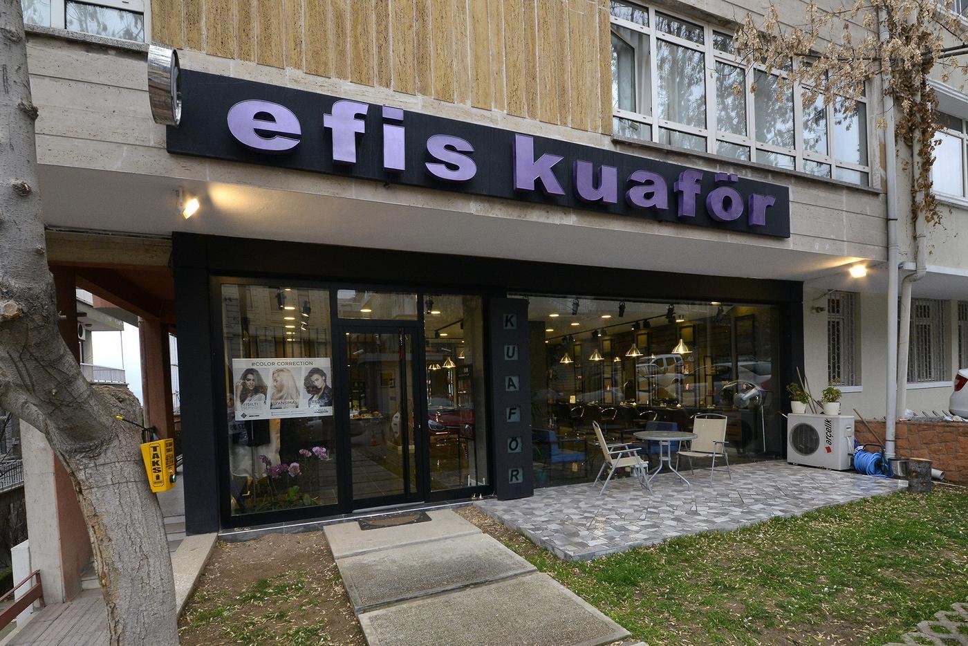 Ankara - Efis Kuaför