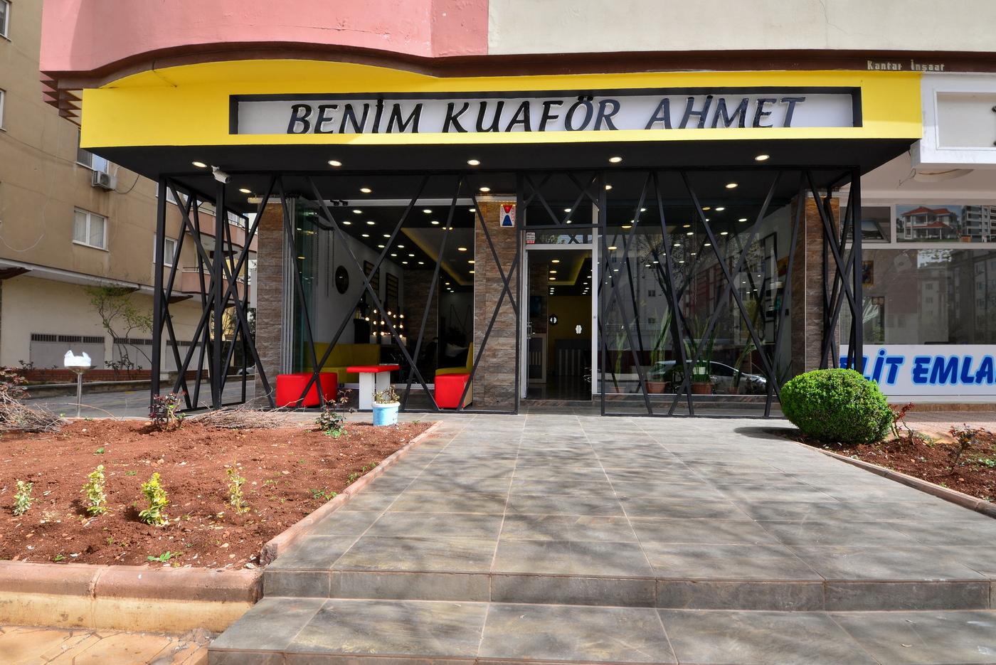 Gaziantep - Benim Kuaför Ahmet