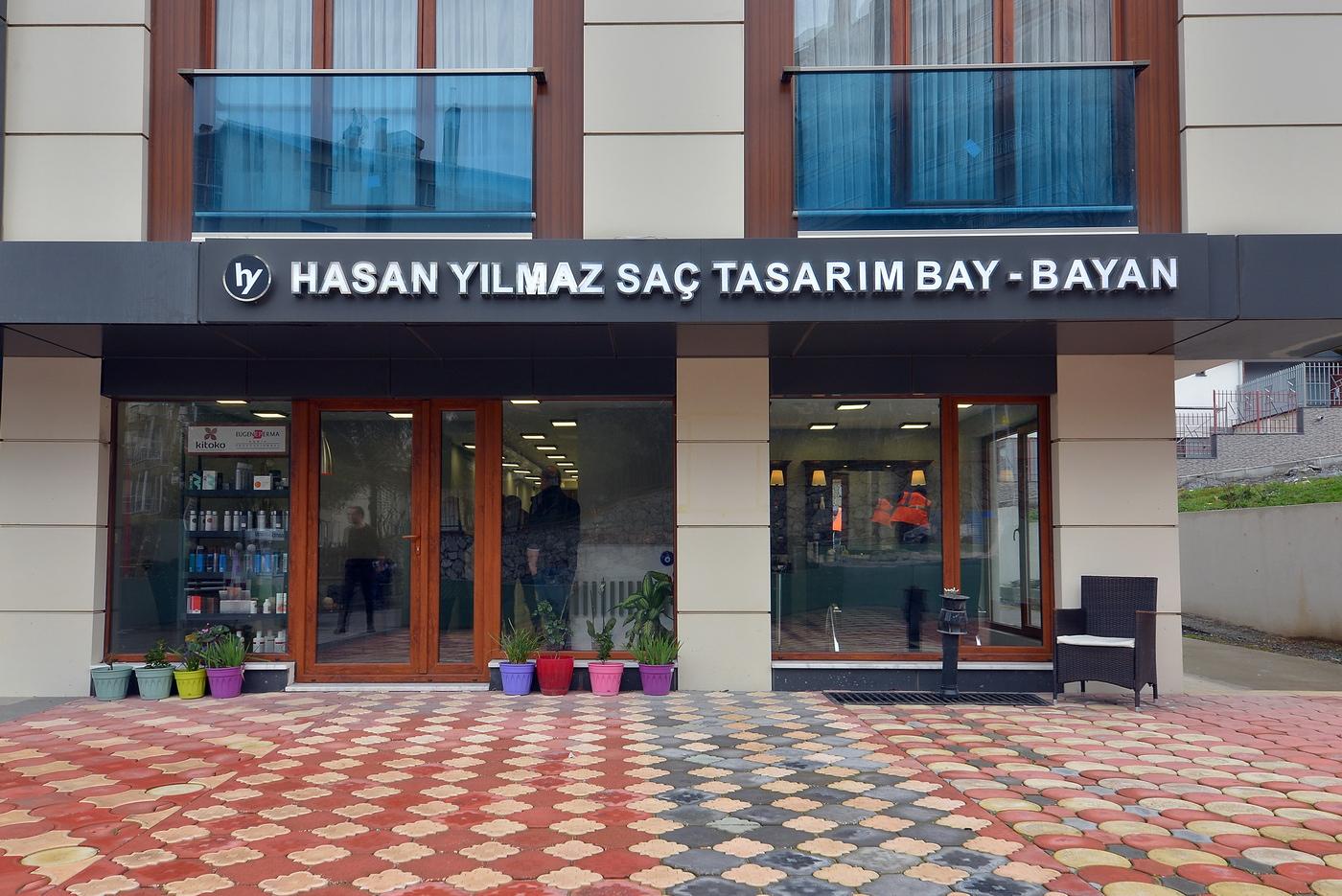 İstanbul - Hasan Yılmaz Saç Tasarım