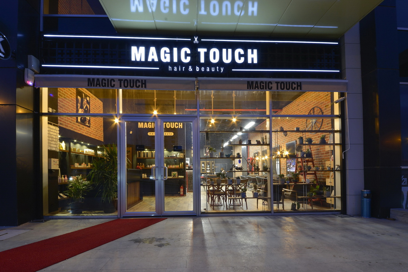 Ankara - Magic Touch