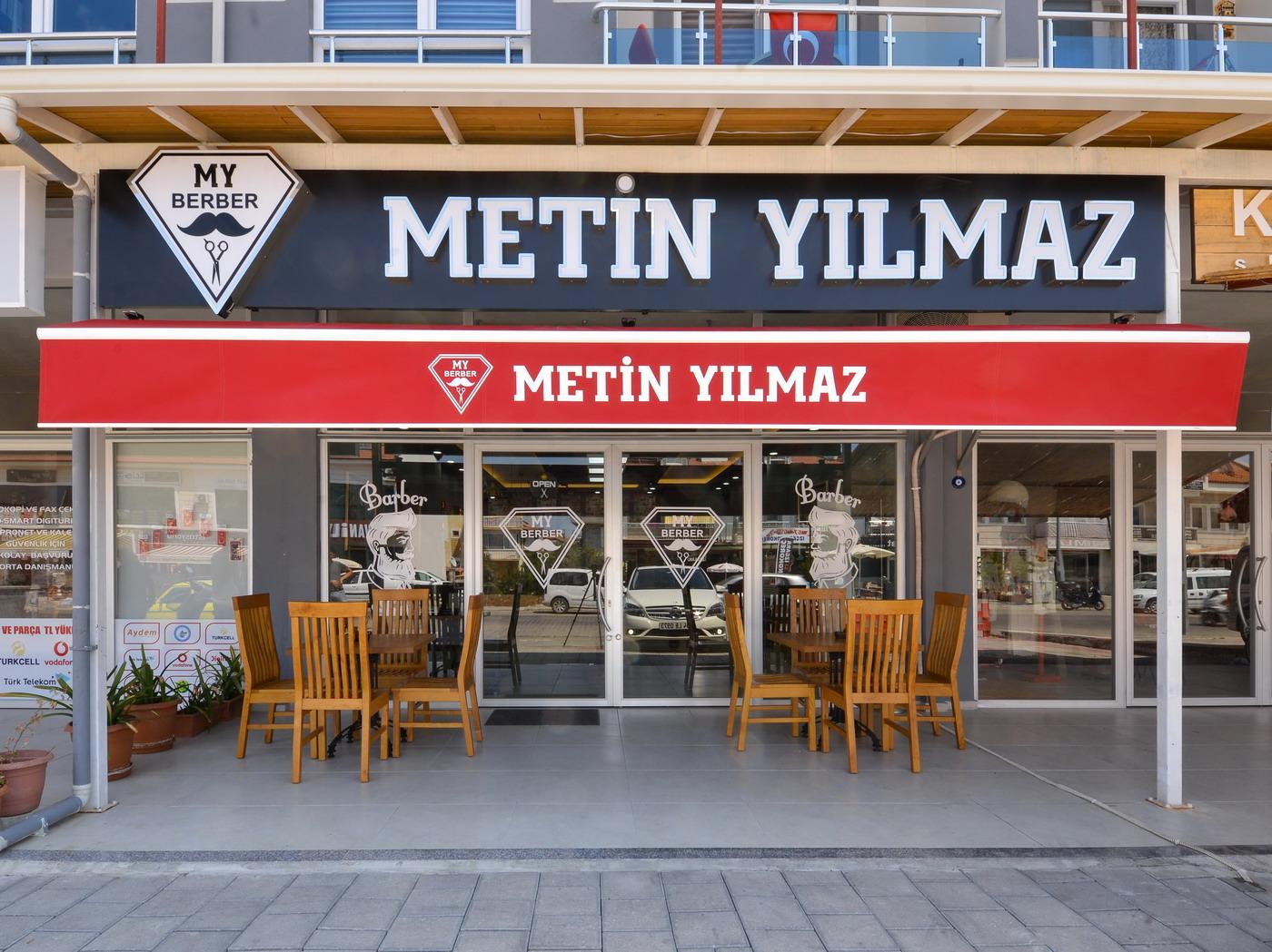Muğla - Metin YILMAZ MY BERBER