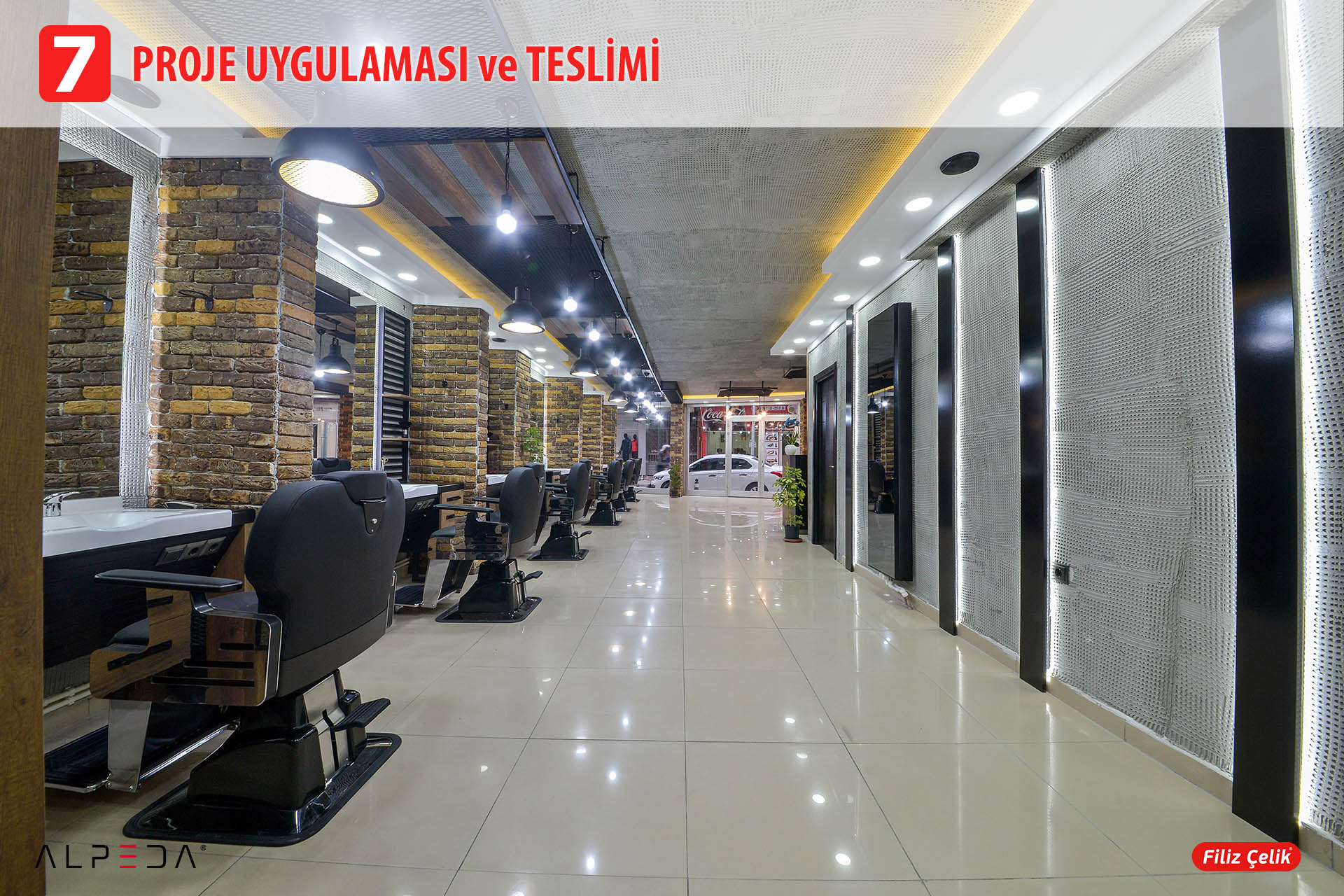 Yusuf Afşar Erkek Kuaför Salonu