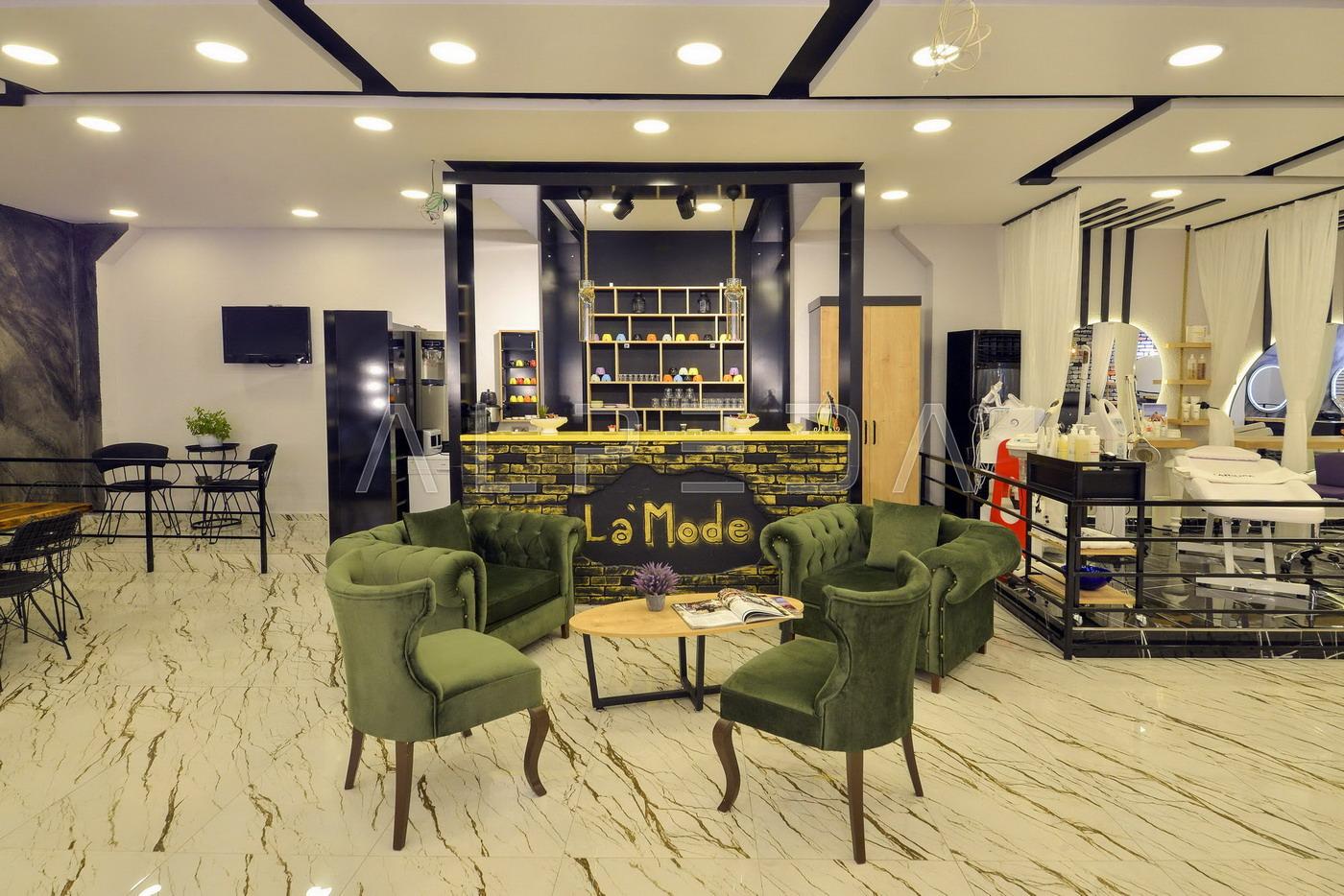 Ankara - La Mode Güzellik Salonu